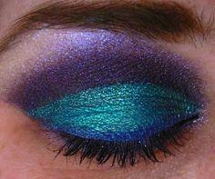 """""""Under the Sea"""" Mermaid Inspired Look #makeup #mermaid"""