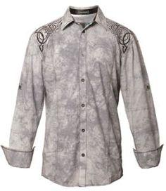 Roar Clothing Delight Shirt - Roar Mens - $79.98  #fall #longsleeve #skyblye #shirt