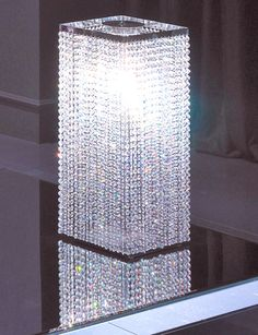 Home decor crystallized on pinterest swarovski for Swarovski decoration crystals