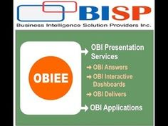 BISPtrainings provides online OBIEE Repository Reporting Dashboard BI Publisher Reports, OBIEE Trainer, classes and training Course details, video tutorial and Job Support. Business Intelligence Solutions, Training Classes, Presentation, Learning, Warehouse, Live, Studying, Teaching, Magazine