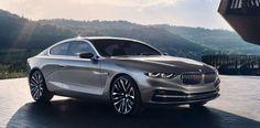 BMW Pininfaina Gran Lusso, la future BM Série 8 ?