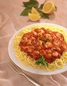 How to Cook a Seafood Marinara Mix