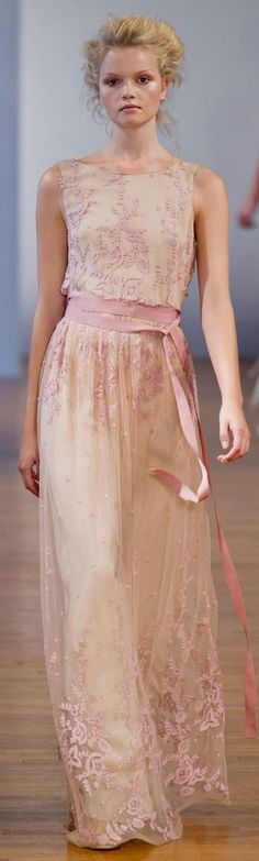 Collette Dinnegan - Spring 2014