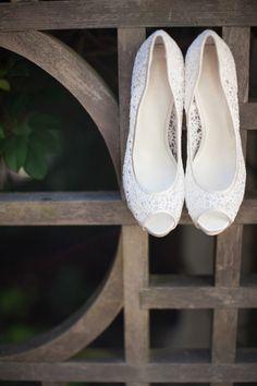 lace heels | Rachel Fesko #wedding