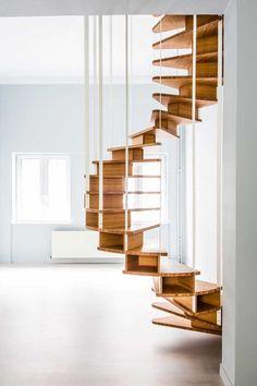 OlmO! Escalier Colimaçon par Jo-a