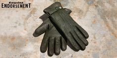 Hestra's peccary leather gloves are worth the investment. Mens Gloves, Leather Gloves, Business Dresses, 2 Colours, Mens Fashion, Fitness, Style, Ideas, Clothing