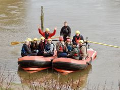 Another great weekend for our high water float trips! Major thumbs up from our guests. Check us out by calling us at Tel: 01952 427150 The Iron Bridge, River Severn, Boat Hire, Float Trip, Sustainable Tourism, Floating In Water, Canoe And Kayak, Beautiful Sites, Group Activities