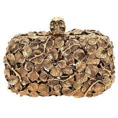 Alexander-McQueen-gold-leaf-metal-skull-box-clutch-1-1