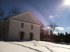 Marking History: Birthplace Of The Seventh-Day Adventist Church In Washington | New Hampshire Public Radio