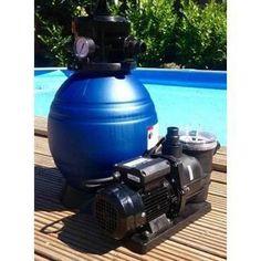 Blu-Line Pool Pump & Filter Combo - H2oFun Ltd