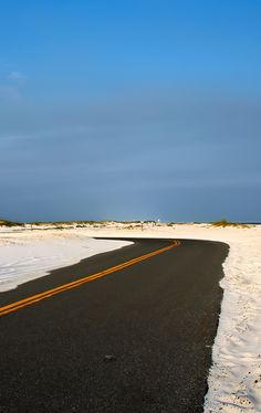 Santa Rosa Island. Florida.
