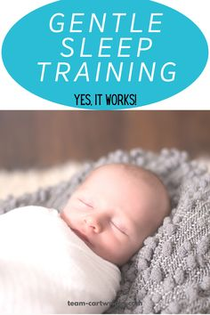 Looking for a way to teach your baby to sleep without cry it out? Want a method that actually works, whether baby, 1 year old, or toddler? These gentle methods work and will help you find a good schedule for your family to get the best rest. No cry sleep training. Sleep training gently. #sleeptraining #nocrysleeptraining #babysleep #babywise #toddlersleep Team-Cartwright.com Toddler Sleep, Baby Sleep, No Cry Sleep Training, Baby Wise, Cry It Out, Sleep Schedule, Get Baby, 1 Year Olds, Crying