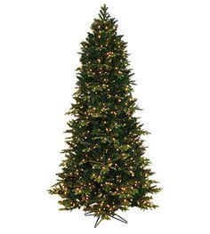 VISBY VITT LED in 180 en 210 cm. Prachtige witte kunstkerstboom met ...