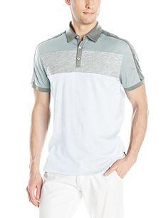 Calvin Klein Men's Tri Color-Blocked Slub Interlock Polo Shirt  http://www.allmenstyle.com/calvin-klein-mens-tri-color-blocked-slub-interlock-polo-shirt/