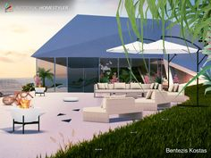 Sehen Sie sich mein #Innendesign 'villa modern  design C