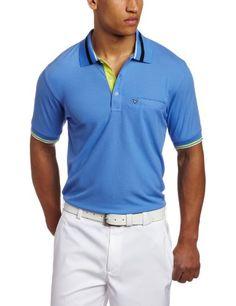 Callaway Golf Men`s Chev Pocket Polo