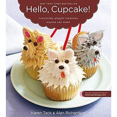 #Hello #cupcake - #irresistibly playful creations anyone can make, books, brand n,  View more on the LINK: http://www.zeppy.io/product/gb/2/381880274083/
