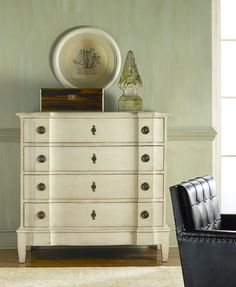 Modern History Large Gustavian Chest - I'll need more storage.