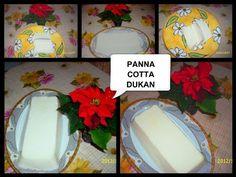 PANNA COTTA de la DANA72 | Dieta Dukan