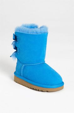 UGG® Australia 'Bailey Bow' Boot (Walker, Toddler, Little Kid & Big Kid) | Nordstrom $119.95