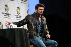 Karl Urban / 24. Januar 2015 Wizard World Portland Comic Con (Suzi Pratt)