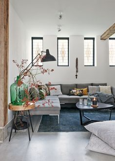 Rustgevende woonkamer - vtwonen