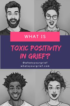 Not all positivity is bad. In fact, in grief it can be crucial. So what is the difference between positivity and toxic positivity? Grief Poems, Grief Support, Life Care, Loss Quotes, End Of Life, Life Tips, Art Therapy, Soul Food, Clarity