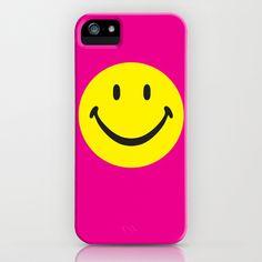 smiley02 iPhone & iPod Case by karen owens - $35.00