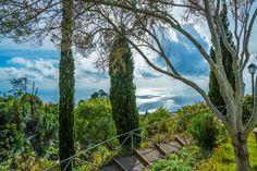 Unsere subtropische und mediterrane Garten auf der Insel Madeira