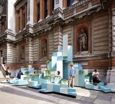 """""""Unexpected Hill"""" Installation Opens At The Royal Academy of Arts In London"""
