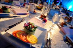 #Wedding #catering #picture by #DominoArts(www.DominoArts.com)