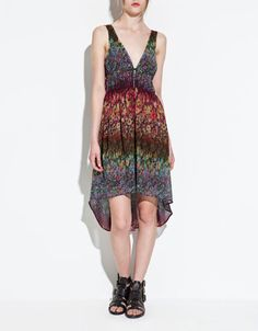 Summer hippy chic. I'd pair it with a straw cowboy hat.