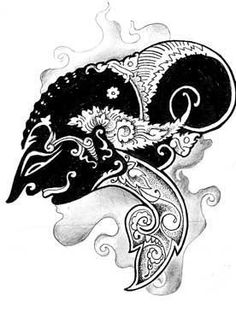 30 Ideas For Tattoo Designs Drawings Sketches Deviantart Tattoo Design Drawings, Tattoo Designs, Trendy Tattoos, New Tattoos, Traditional Tattoo, Traditional Art, Indonesian Art, Batik Art, Shadow Puppets