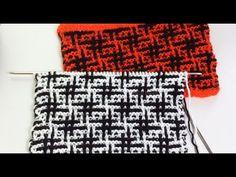 "Узор для снуда, митенок и шапочки ""Хэштег"" / Hashtag / Вязание спицами - YouTube Knitting Videos, Knitting Charts, Lace Knitting, Knitting Stitches, Knitting Patterns Free, Knit Patterns, Stitch Patterns, Crochet Squares, Filet Crochet"