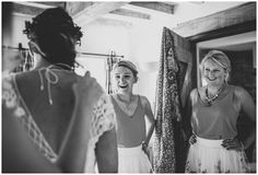 Make sure your wedding photographer is there when your bridesmaids see you in your dress for the first time. Priceless #documentaryweddingphotography #weddingphotography Images by Lucabella. www.lucabella.co.uk