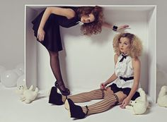 Living Dolls featured in En Vie