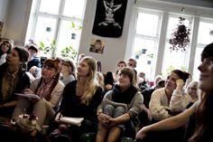 Feminisme. Møde hos svenske Feministisk Initiativ forud for det svenske valg tidligere på året. - Foto: MARTIN LEHMANN (arkiv)