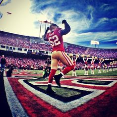 The San Francisco Sf Niners, Forty Niners, American Football, Nfl Football, Nfl Today, Patrick Willis, Vince Lombardi, San Francisco 49ers