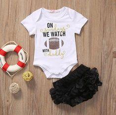 21158979b624 Baby Girl Clothes Outfit Clothes Romper Jumpsuit Bodysuit+ Lace Pants