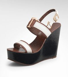 Tory Burch angeline High Wedge $325 - completely obsessed with these!