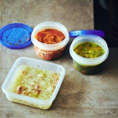 """冷凍スープで、気持ちにゆとりを。「私ね、スープは""""煮物""""だと思ってるんです。添えものというより、工夫次第では一皿でも完結するお助け料理なんですよね」そう話すのは、「スープ作家」として365日スープを作 Hummus, Vegetables, Ethnic Recipes, Food, Essen, Vegetable Recipes, Meals, Yemek, Veggies"""