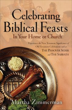 The best guide I've found on how to celebrate jewish festivals with a Christian perspective. Includes recipes, traditions, and great ways to include small children to teach them about the festivals that Jesus himself would have celebrated.  I am so thankful for this book!    Celebrating Biblical Feasts In Your Home or Church by: Martha Zimmerman