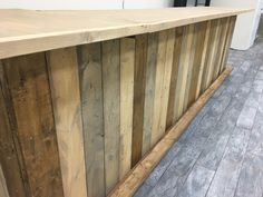 A personal favorite from my Etsy shop https://www.etsy.com/listing/287200817/rustic-finished-barnwood-or-pallet-style