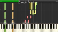 [Synthesia][MIDI]91 03 driving