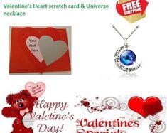 Valentine Heart, Valentines, Washer Necklace, Etsy Seller, Pendant, Creative, Shop, Cards, Valentine's Day Diy