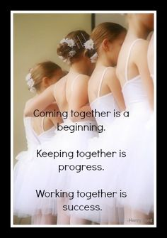 @Gracie Pall working together, singing together, laughing together and generally being awesome together At dance class