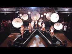 Female Pros - Encore Their Hot Routine - DWTS 19 (Finale)
