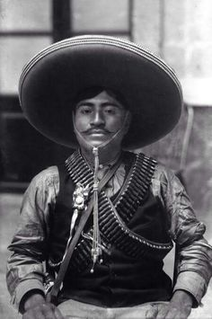 Mexican Revolution by Photographer Sabino Osuna