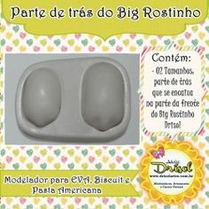 Parte de Trás do Big Rostinho