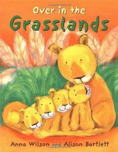 Over in the Grasslands: Big Book (Big Books) Grassland Biome, Grassland Habitat, Savanna Biome, Savanna Animals, Wild Animals, Baby Animals, African Animals, African Safari, Math Books